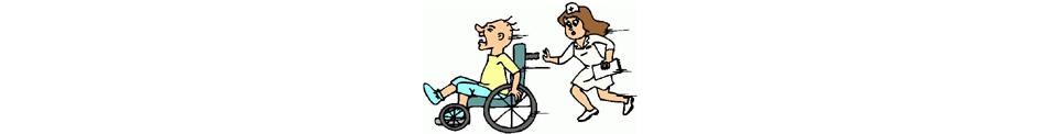 Runaway-Wheelchair