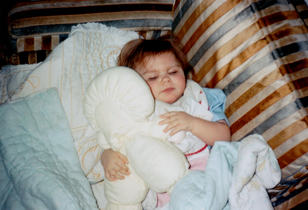 Child with Lissencephaly
