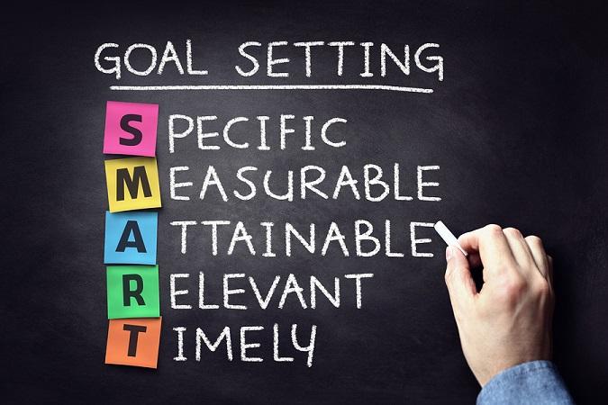 The SMART way to set goals