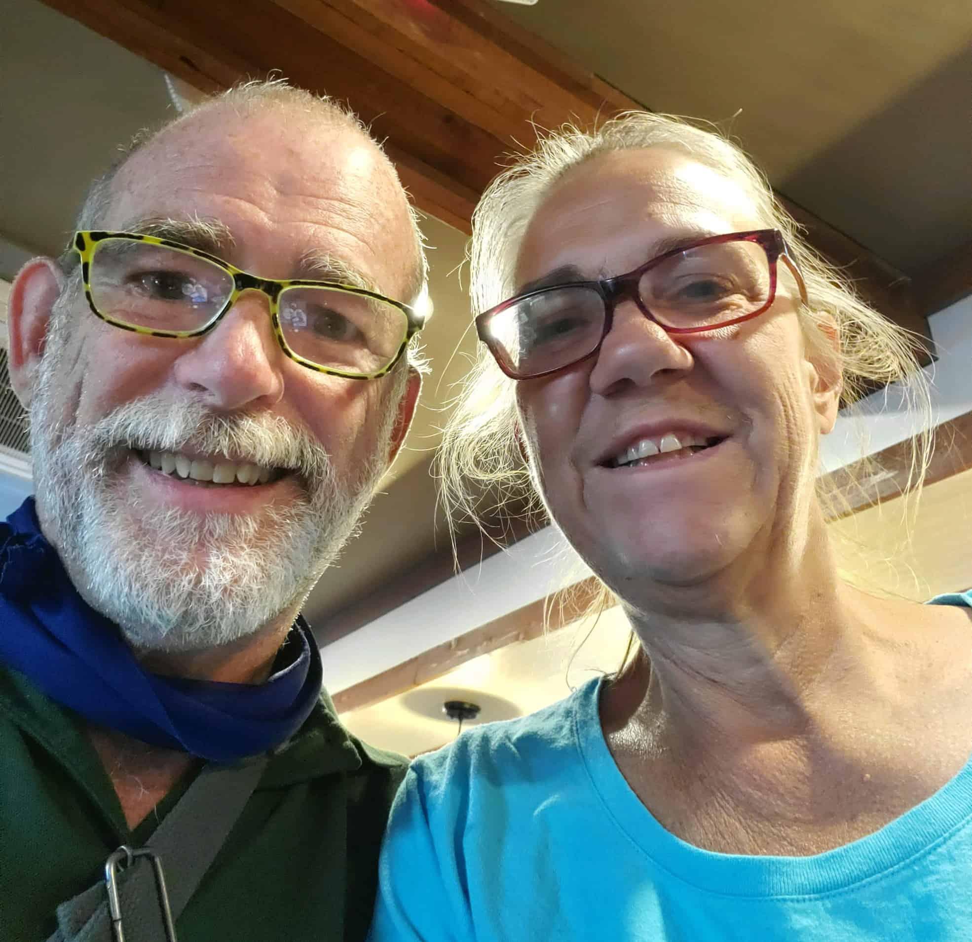 Doug & Michelle 9/28/2020
